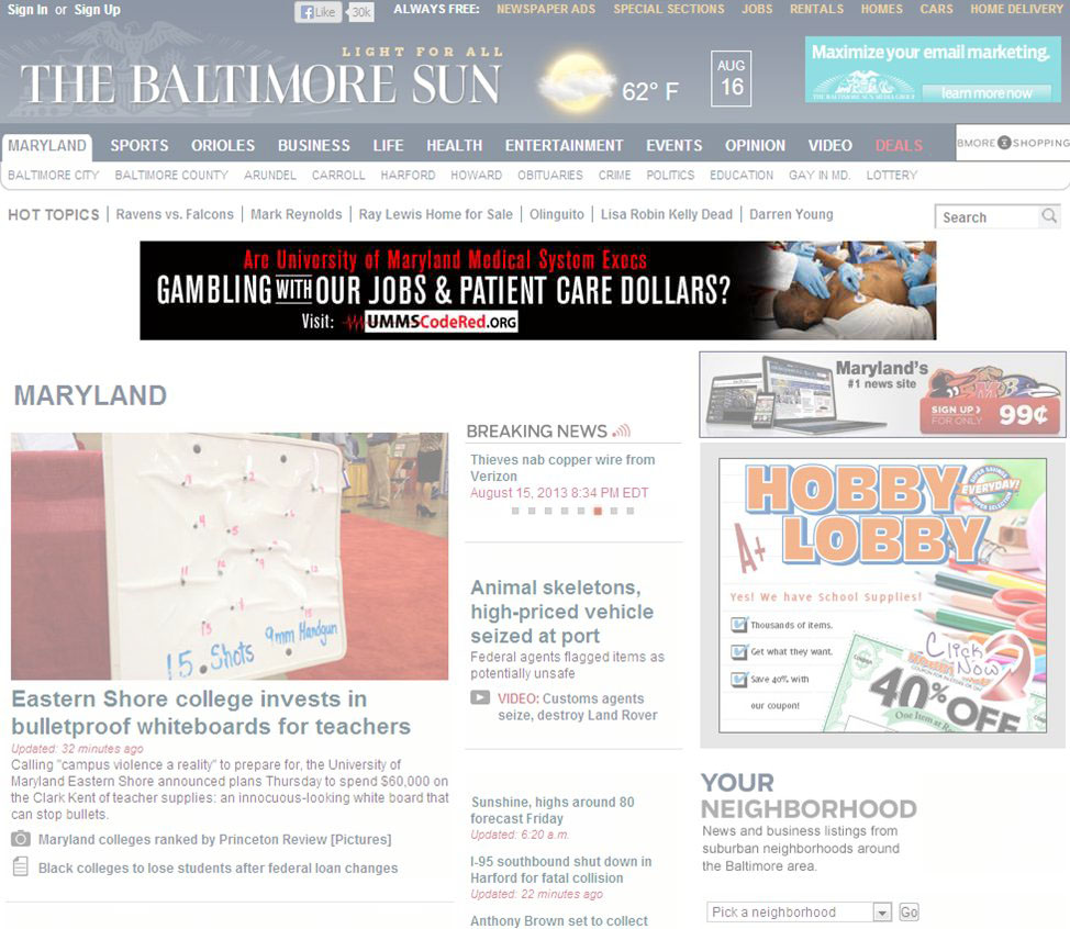 UMMS-Ad-BaltimoreSun-online-Aug-2013-2