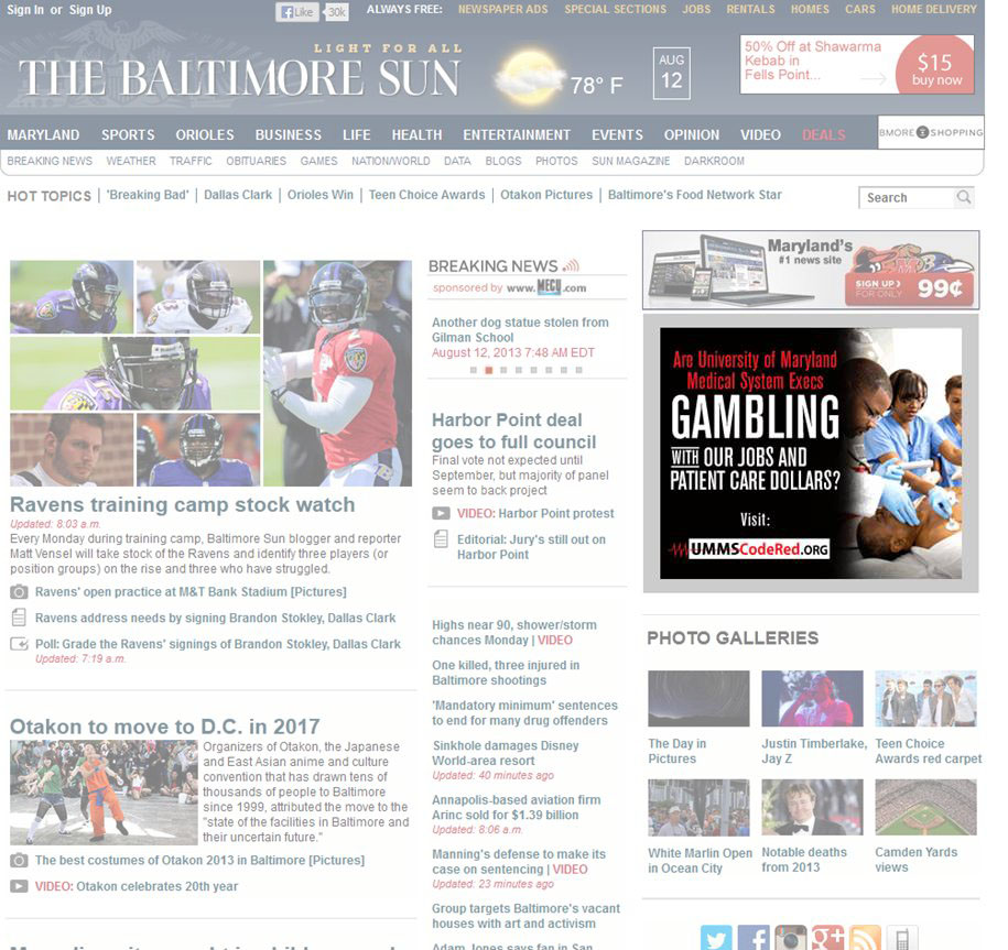 UMMS-Ad-BaltimoreSun-online-Aug-2013